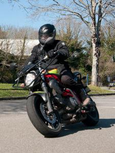 Christophe - Moniteur moto