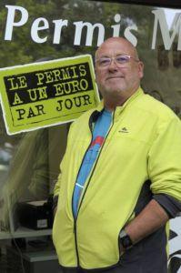 Stéphane - moniteur - moto